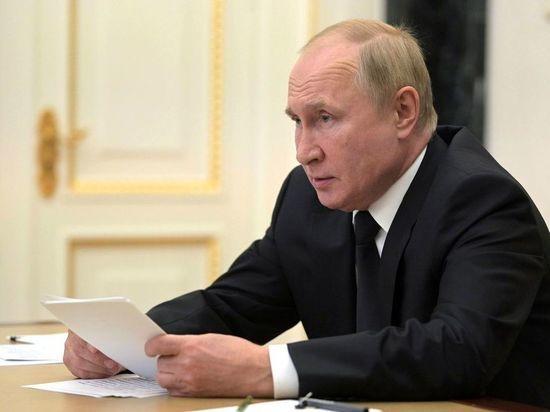Путин поставил на себе естественный эксперимент с коронавирусом