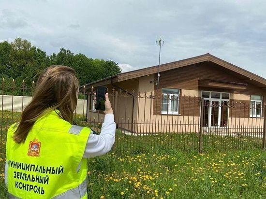 Серпухов стал лидером по осмотру земельных участков областными инспекторами