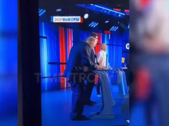 Жириновский раскритиковал Путина и тут же потерял штаны