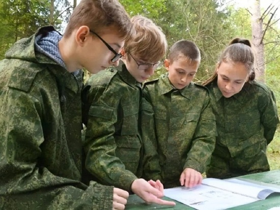 Экологической тропой прошли школьники Серпухова