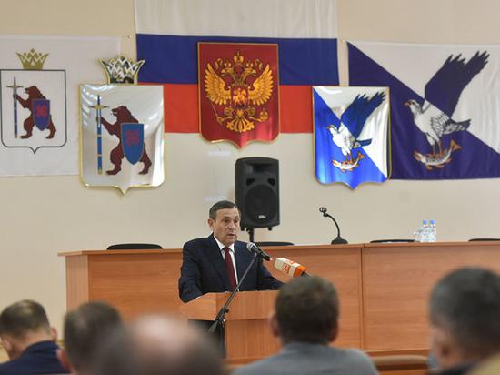 Глава Марий Эл принял участие в форуме «Дело за малым» в Волжске