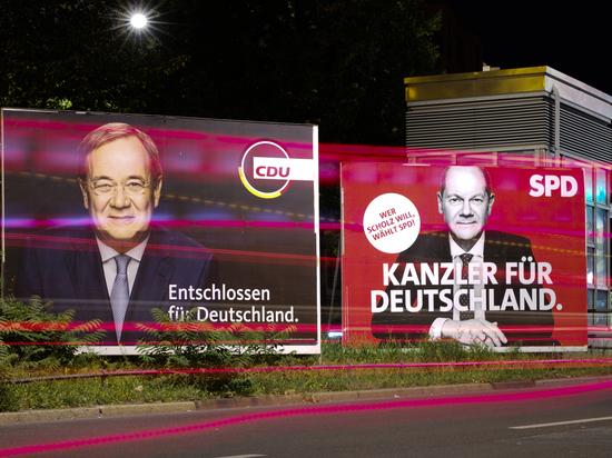 Кандидаты в канцлеры Германии рассказали о будущих отношениях с Россией
