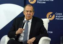 Сергей Лавров на форуме журналистики в Сочи: «Национальное достоинство должно сопровождаться достатком в доме»