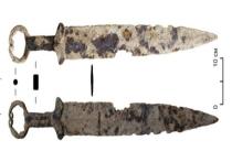 Древнейший артефакт удалось совершенно случайно обнаружить в куче железа, сданного в пункт приема металлолома в Красноярском крае