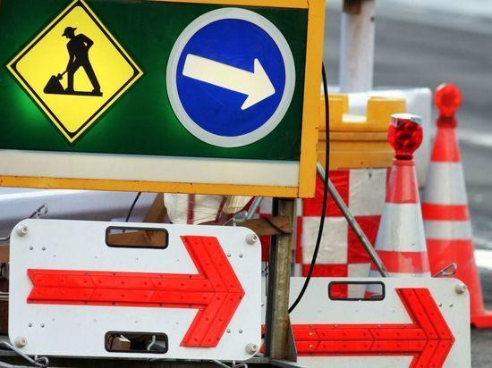 Проезд по Краснопутиловской улице и Павловскому шоссе закроют почти на месяц