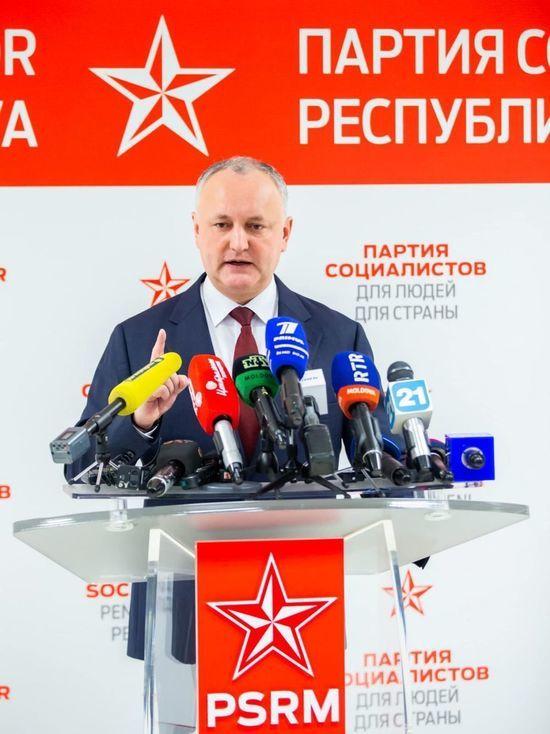 Игорь Додон: Власть издевается над нашими гражданами