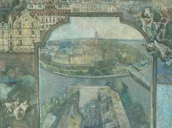 В Художественном музее имени Ф. А. Коваленко можно увидеть работы Михаила Михайловского