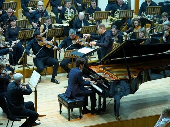 Константин Емельянов открыл новый концертный сезон в Краснодаре