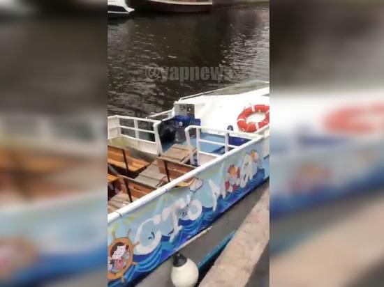 «Радость» в Петербурге пошла ко дну