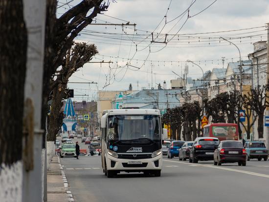 В Рязани маршрут №62 продлили до Олимпийского городка