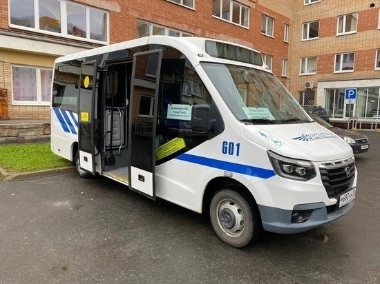 Число рейсов социального автобуса в поликлинику № 4 Петрозаводска увеличено