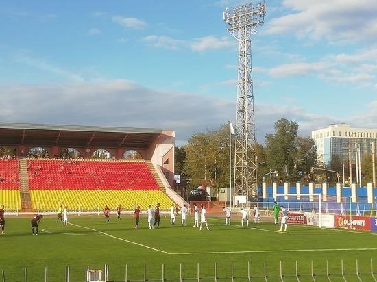 Белгородский «Салют» обыграл владивостокское «Динамо»