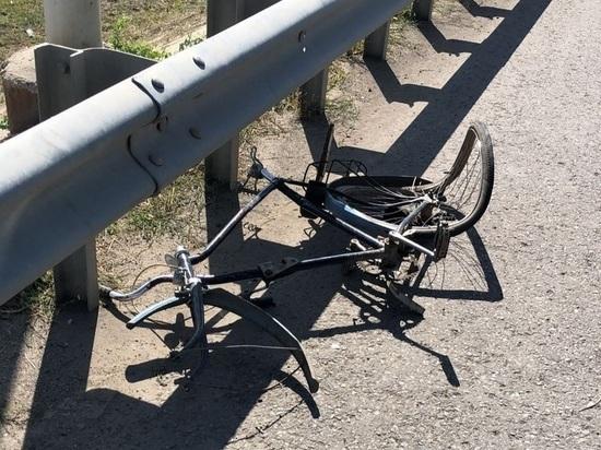 В Астрахани Hyundai сбил 50-летнего велосипедиста, мужчина скончался
