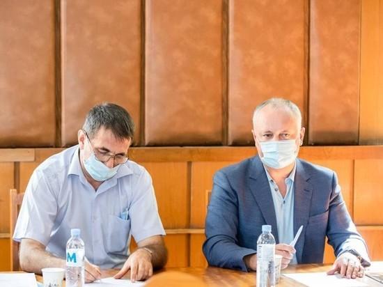 Игорь Додон: Буду популяризировать шахматы в Молдове