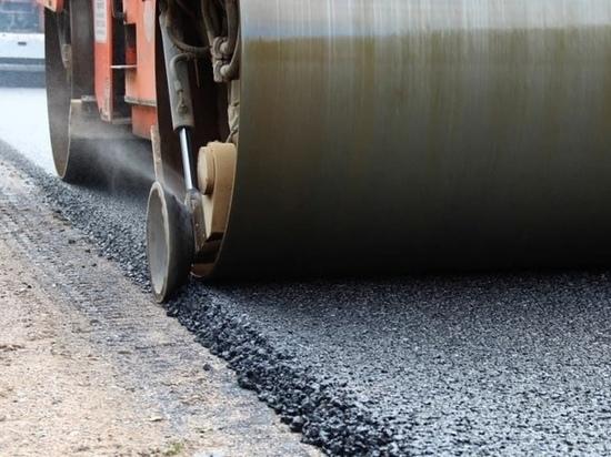 Иностранные подрядчики будут ремонтировать дорогу в Псковской области