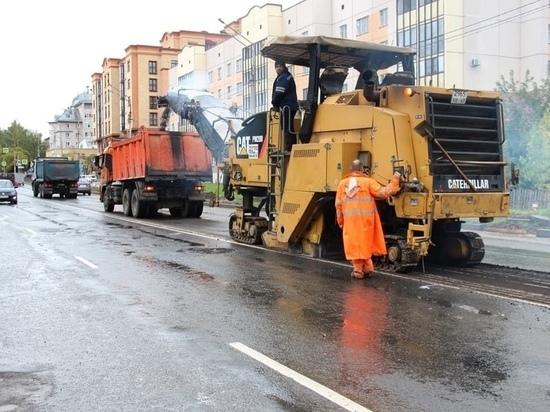 16 объектов отремонтировали в Псковской области по «дорожному» нацпроекту