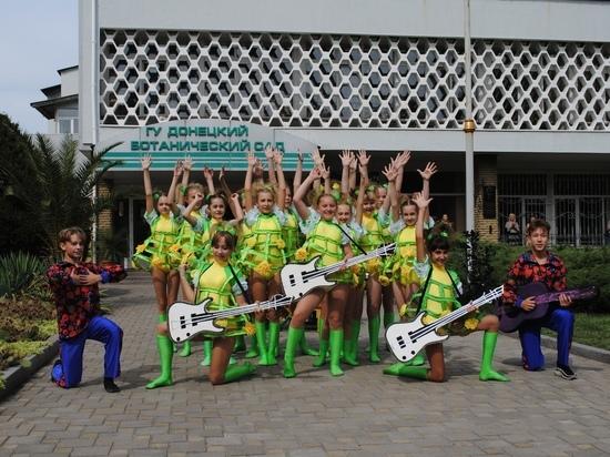 В донецком ботсаду прошел фестиваль «Ярмарка увлечений»: ФОТО