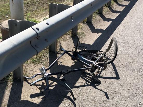 В Астрахани погиб велосипедист, а пешехода сбили на переходе
