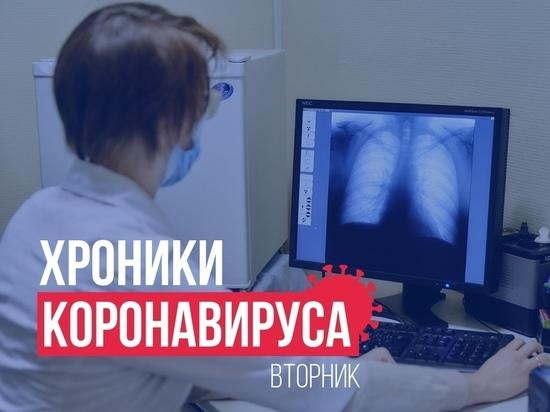 Хроники коронавируса в Тверской области: итоги 14 сентября