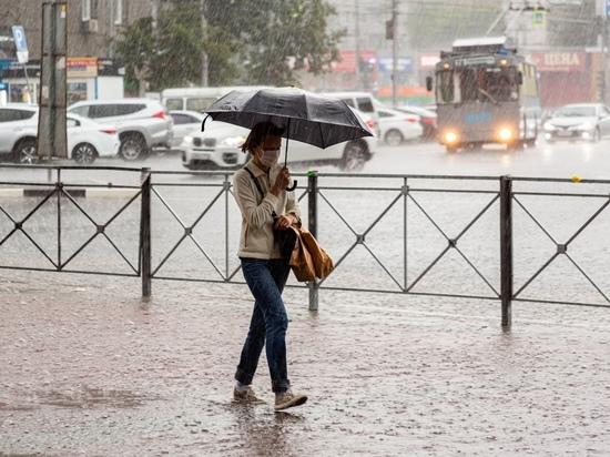 Резкое потепление до +19 и дожди ожидают новосибирцев в среду