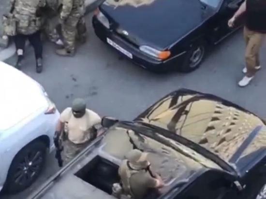 В Махачкале задержали мужчину подозреваемого в ряде преступлений
