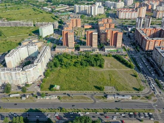 «Забронировали территорию для людей» – в красноярском районе Северном построят парк и бассейн