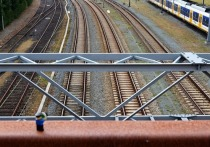 В Бурятии подросток получил удар током на железнодорожном мосту