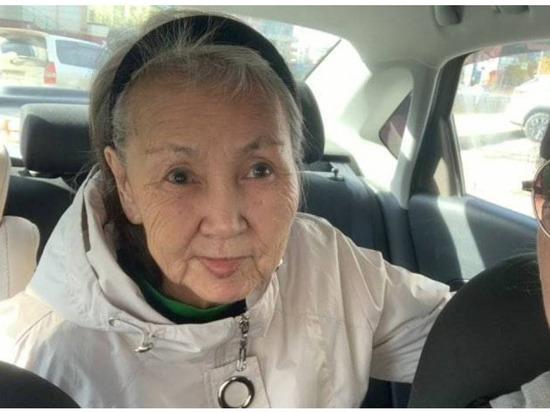 В Якутске домой вернулась исчезнувшая на двое суток 76-летняя пенсионерка