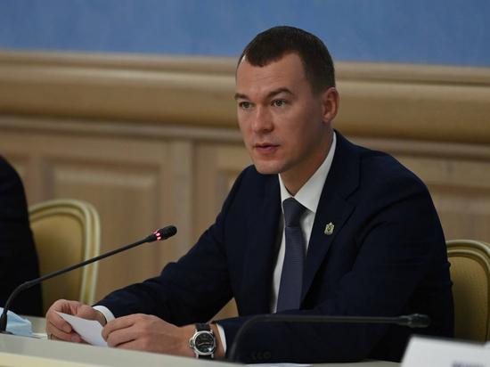 Врио губернатора доказывает свое желание вывести Хабаровский край в лидеры по Дальнему Востоку