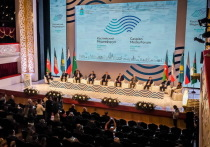 Каспийское взаимодействие. Медиафорум в городе «Председателя Земного Шара»