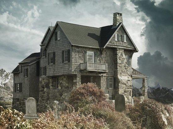 В США на продажу выставили «дом с привидениями»
