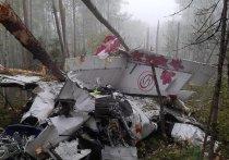 Поздним вечером 12 сентября в Иркутской области, в Казачинско-Ленском районе, в 400 метрах от аэропорта села Казачинского упал двухмоторный самолет L-410