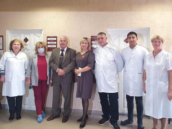 В Сасове Рязанской области области Центр онкологической помощи