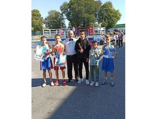 Боксеры из Брянской области стали победителями всероссийских соревнований