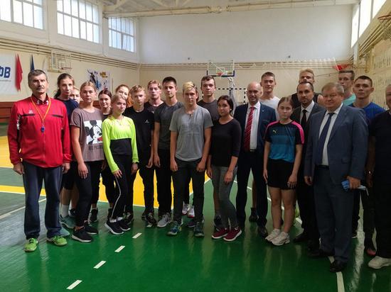 Брянщина получит почти 348 млн рублей на развитие спорта