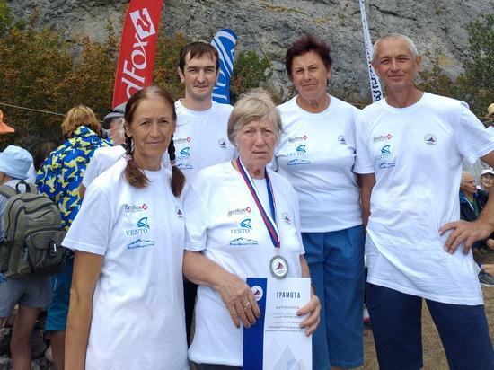 Дончанка заняла 2 место на Чемпионате России по альпинизму