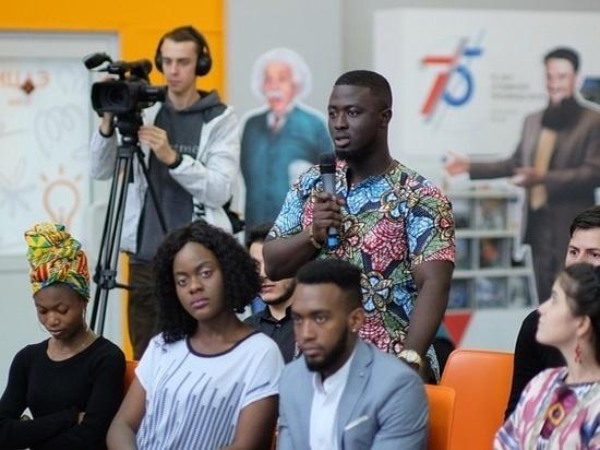 В Кировской области живут 966 студентов из Судана, Конго и Египта