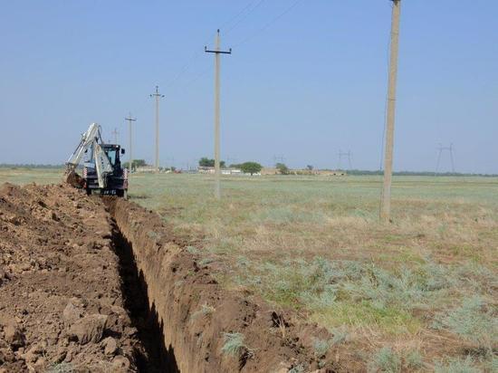 На Ставрополье отремонтируют 10 километров полувекового водопровода