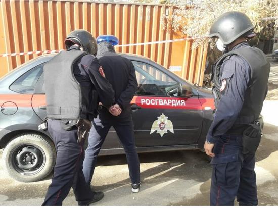 В Якутске задержан уличный грабитель