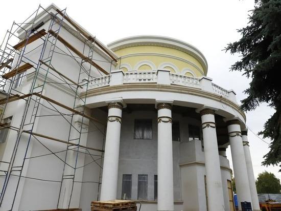 """Реставрация кинотеатра """"Коммунар"""" в Новокузнецке завершилась почти на 80%"""