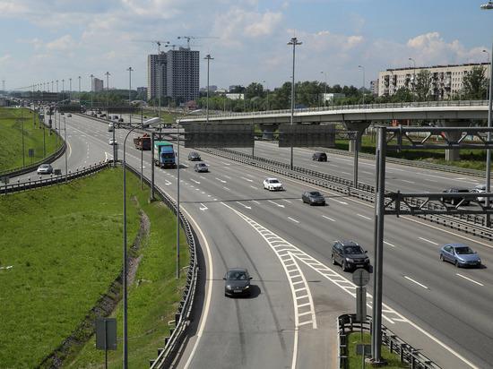 Попасть на новую КАД вокруг Петербурга можно будет только за деньги