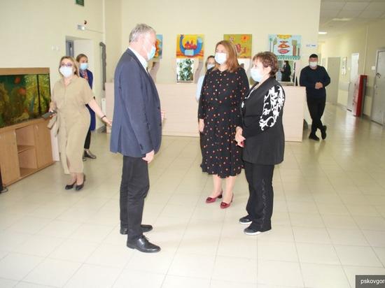 Новое оборудование появилось в псковском Центре лечебной педагогики