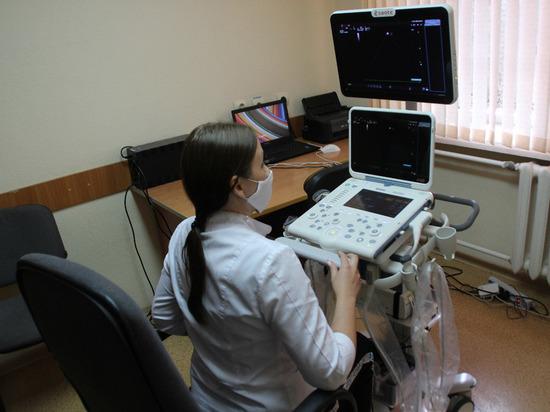 В белгородские медучреждения поступили новые маммографы и аппараты УЗИ