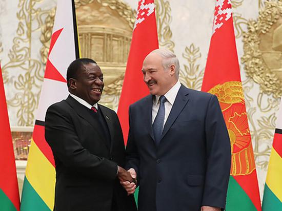 Президент Белоруссии тепло поздравил коллегу с днем рождения