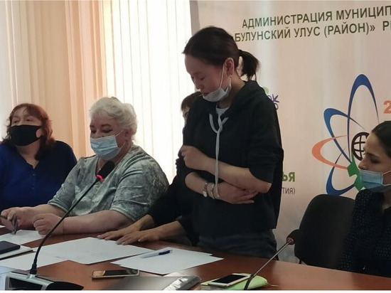 В Булунском районе Якутии было проведено обсуждение жестокого обращения с детьми