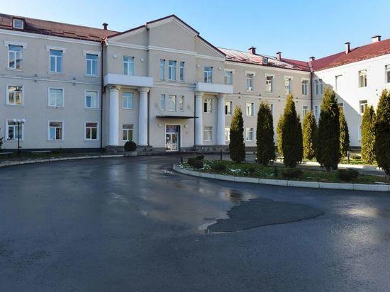 В республиканской больнице Северной Осетии построят инфекционный корпус