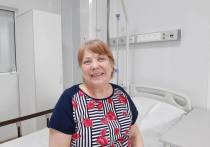 Вера Стрекаль — пожилая жительница газовой столицы