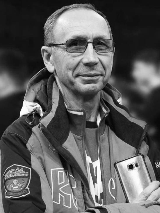 Ушел из жизни тренер олимпийской чемпионки по фехтованию Инны Дергилазовой
