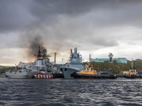 В ходе учений в Арктике отмечалась высокая активность разведки Североатлантического альянса