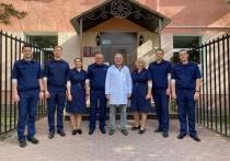 В Смоленской области офицеры СУ СК сдали кровь для больных коронавирусом